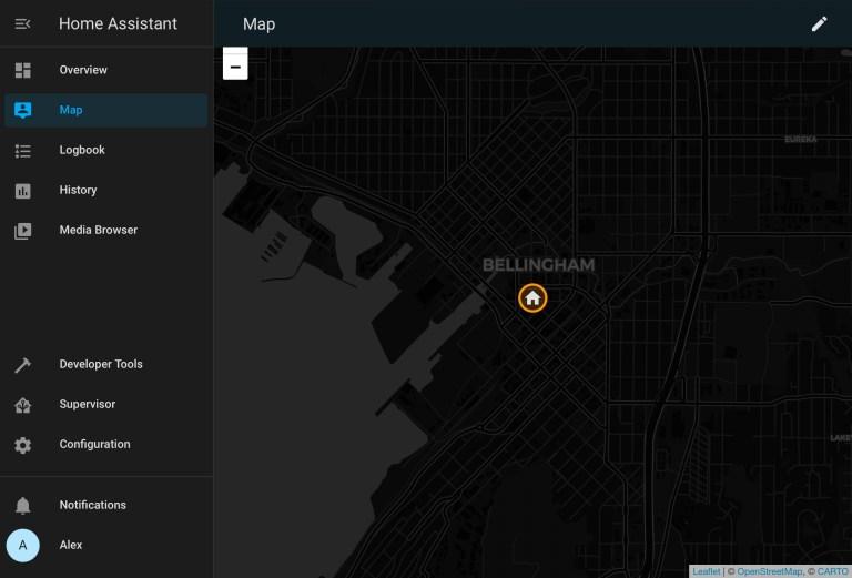 Home Assistant se puede configurar para rastrear personas, artículos y automóviles;  dependiendo de sus necesidades.