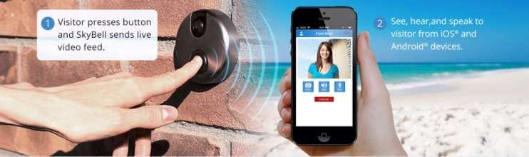 Read the SkyBell Review before you buy one.