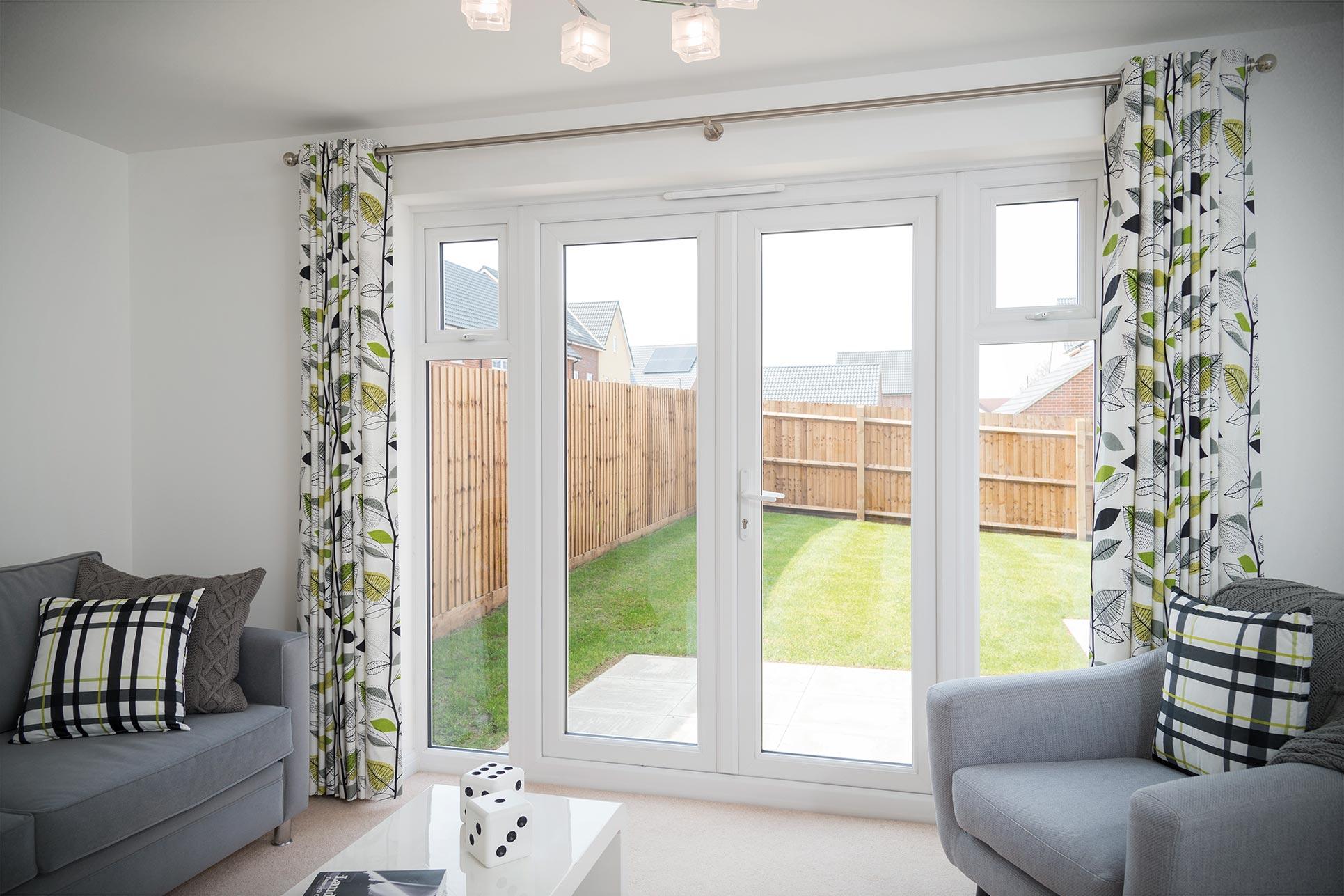 patio doors smart homes nothern ireland