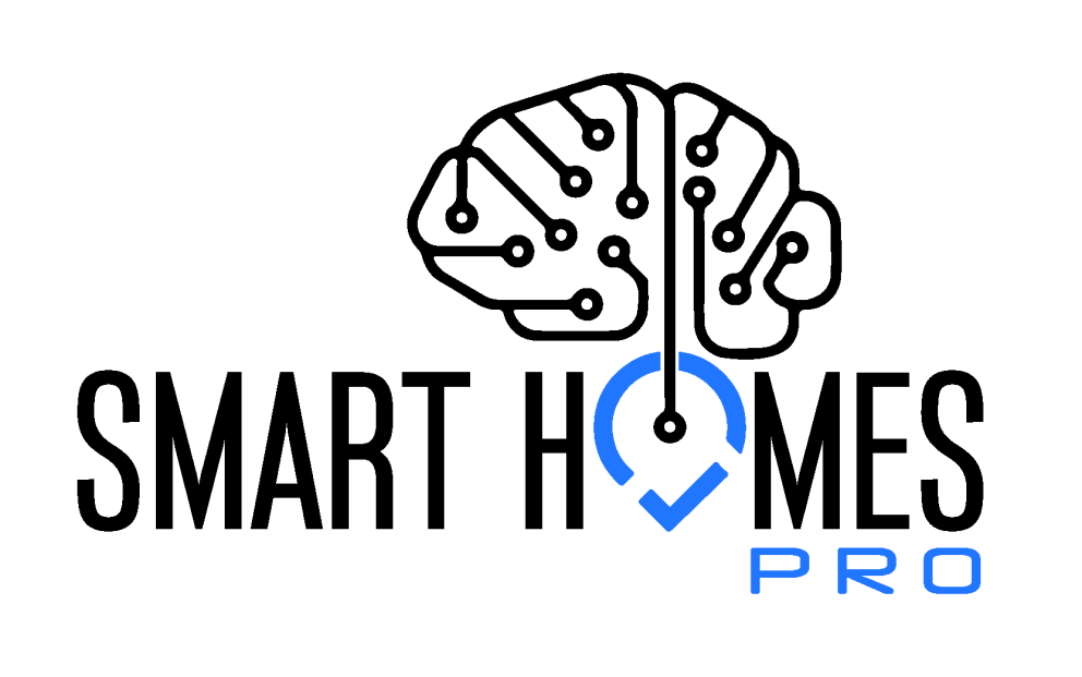 Smart Homes Pro Logo