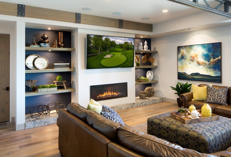 Proficient-LivingRoom-TV-fire-ceiling-speakers