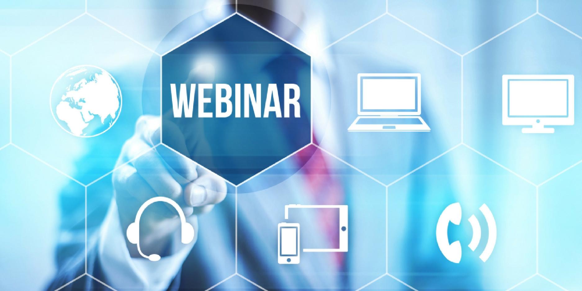 Webinar Producers Shares How and Why to Do a Webinar