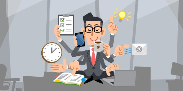 small business productivity