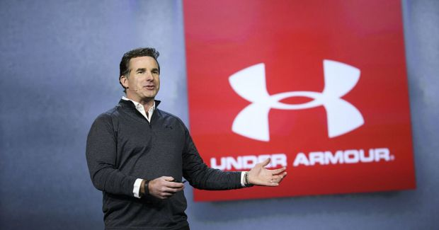 Under Armour founder Kevin Plank