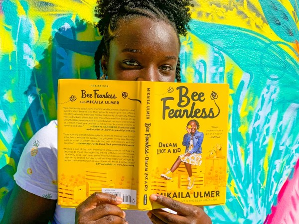 Mikaila Ulmer Bee Fearless dream like a child Me & the bees