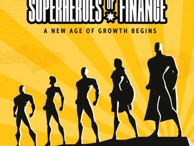 Oracle NetSuite Super Heroes of Finance