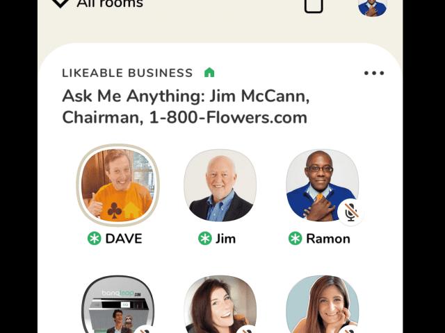 Jim McCann 1800 Flowers Dave Kerpen