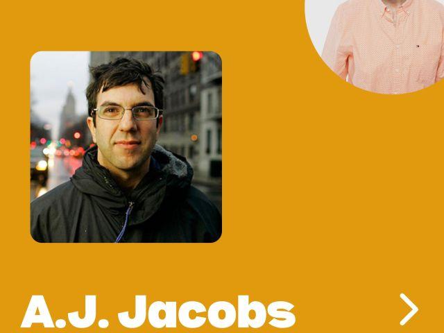 Dave Kerpen - AJ Jacobs