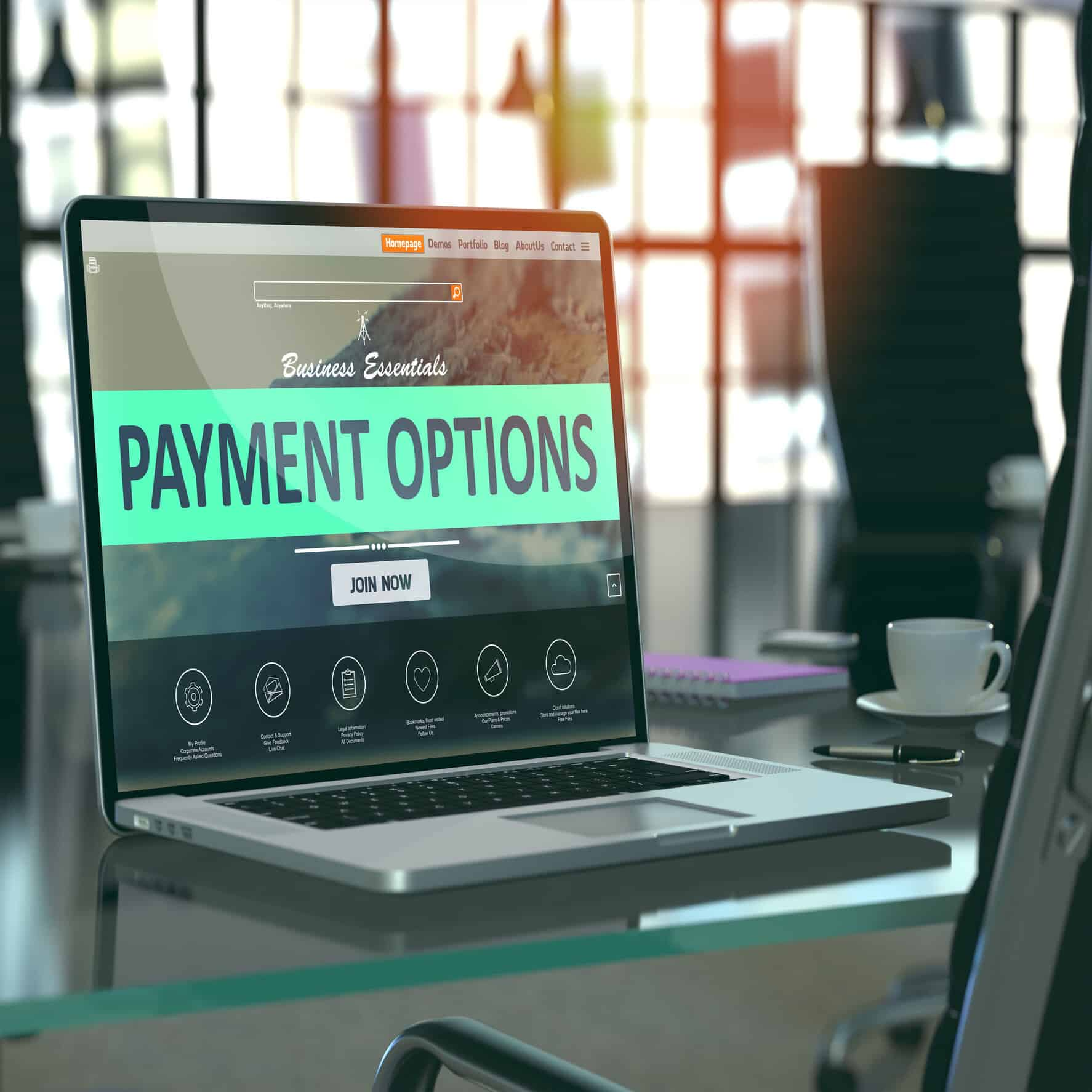 all-in-one payment solution