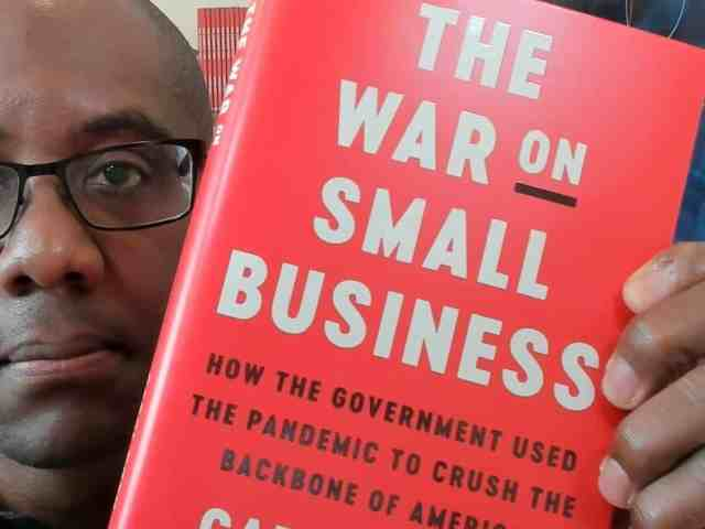 The War on Small Business Carol Roth