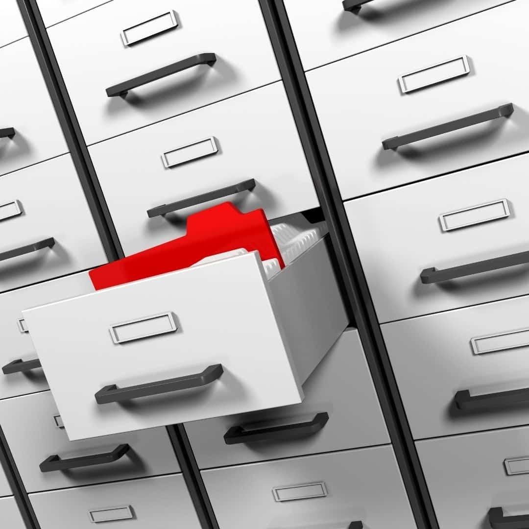 better digital filing system
