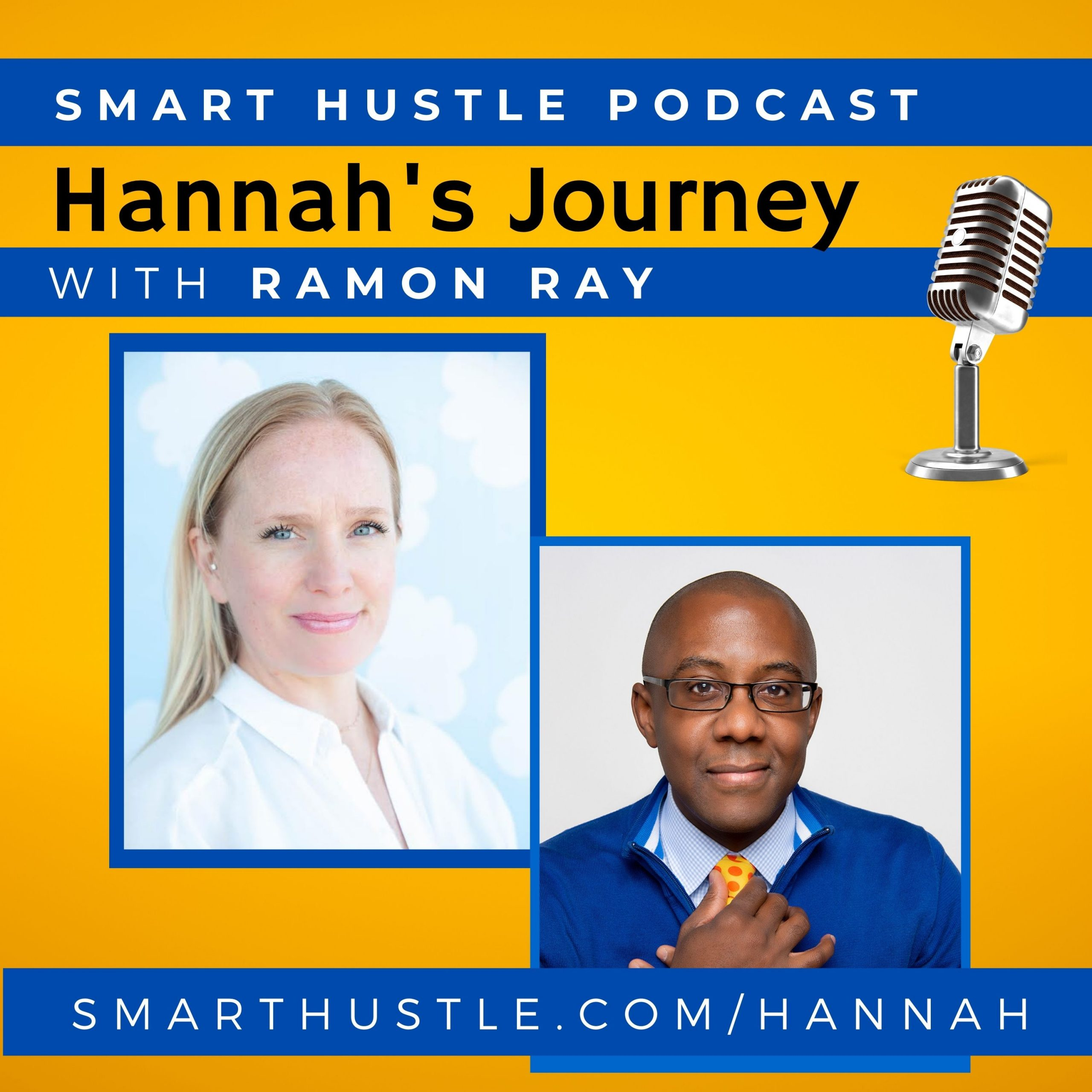 Hannah's Journey - Hannah and Ramon