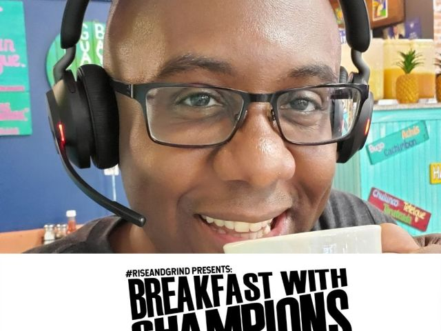 Breakfast with Champions - Be Present