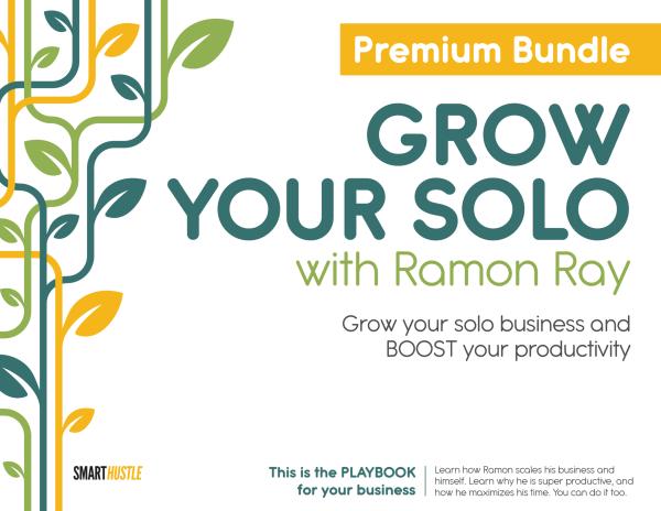 Grow Your Solo Premium Bundle