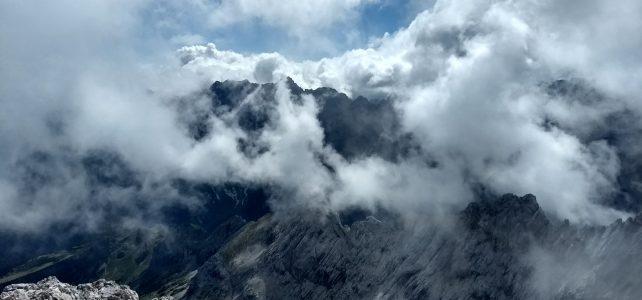 Klettersteig to Alpspitze (2,628 m) and Matheisenkar (Via Ferrata B/C)