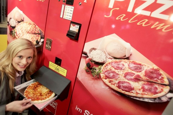 Channel innovation and more: the Dr Oetker & Pizzamatic case
