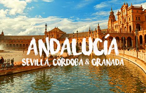 Andalucía: Sevilla, Córdoba & Granada, Andalucia, Trips