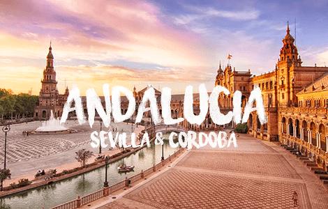 Andalucia, Sevilla & Cordoba
