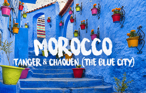 Morocco - Chefchaouen & Tanger,Trips