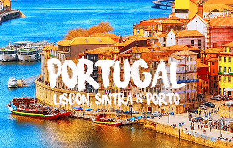 Portugal: Lisbon, Sintra and Porto, Trips