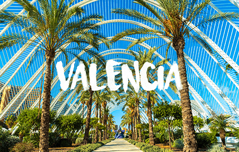 Valencia, Trips