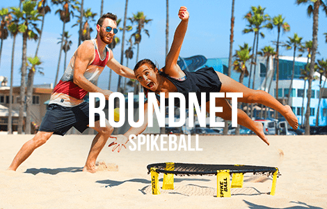 Spikeball Roundnet