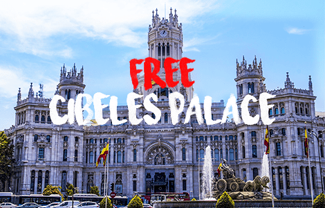 Cibeles Palace, Palacio de Cibeles