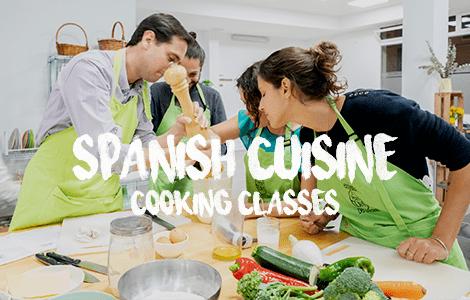 Spanish Cuisine Cooking Classes