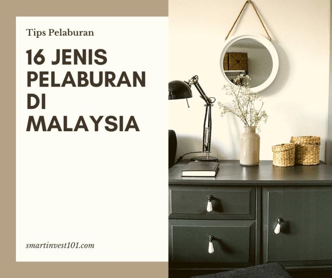 pelaburan di Malaysia