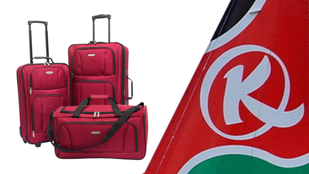 Kenya Airways Baggage