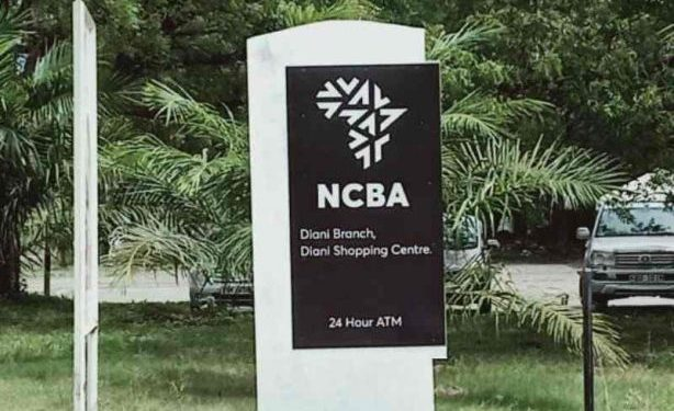 NCBA Shuts 14 branches, Diani branch at Watatu Development  is among the affected.