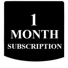 CSC Smart IPTV - 1 Month Subscription