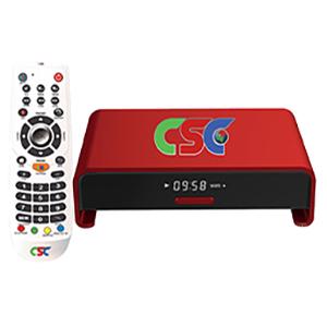CSC V30 Box Red