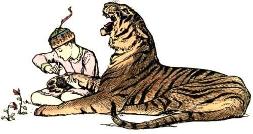 How the Raja's Son won the Princess Labam – Indian Fairy Tales