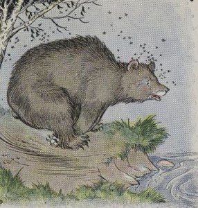 Read more about the article THE BEAR AND THE BEES – Aesop Fables for Kids