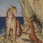 THE FOX AND THE LEOPARD – Aesop Fables for Kids