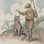 THE WOLF AND THE SHEPHERD – Aesop Fables for Kids