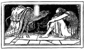 Read more about the article Rushen Coatie – English Fairy Tales by Joseph Jacobs