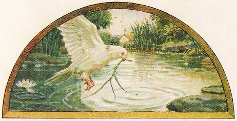 The Dove And The Ant – Jean De La Fontaine Fables