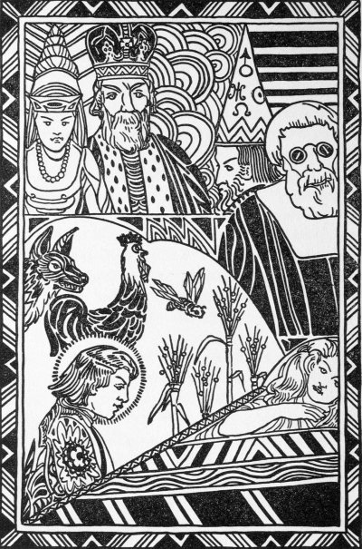 THE LAUGHING PRINCE – Slavic Fairy Tales