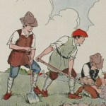THE FARMER AND HIS SONS – Aesop Fables for Kids