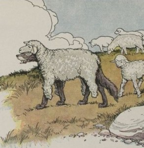 Read more about the article THE WOLF IN SHEEP'S CLOTHING – Aesop Fables for Kids