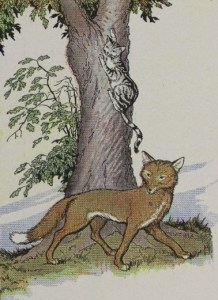 Read more about the article THE CAT AND THE FOX – Aesop Fables for Kids
