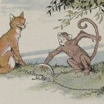 THE FOX AND THE MONKEY – Aesop Fables for Kids