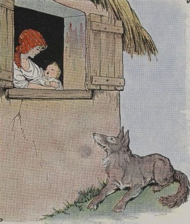 THE MOTHER AND THE WOLF – Aesop Fables for Kids