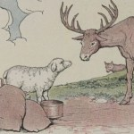 THE STAG, THE SHEEP, AND THE WOLF – Aesop Fables for Kids
