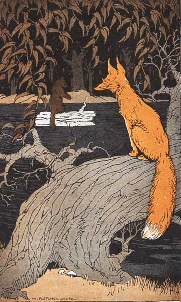 WHY DOGS CHASE FOXES – Stories the Iroquois Tell Their Children by Mabel Powers