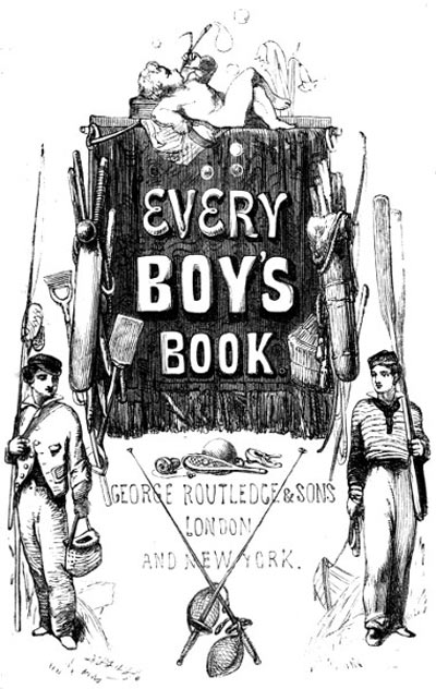 00 Every boys book