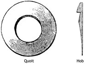 Quoits game – Outdoor games for families