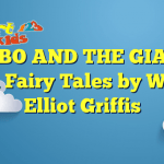 BRABO AND THE GIANT – Dutch Fairy Tales by William Elliot Griffis